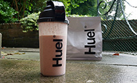 Huel and packet